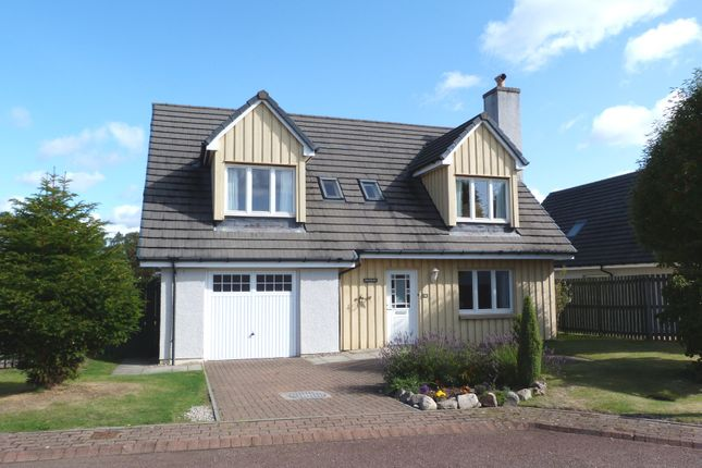 Thumbnail Detached house for sale in Mitchell Road, Aviemore