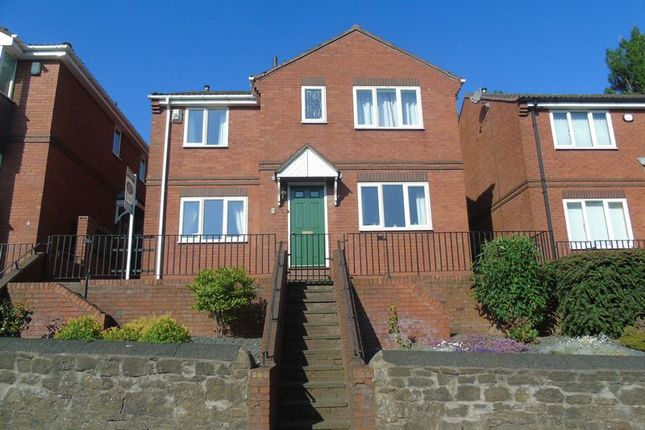 Thumbnail Detached house for sale in Shibdon Park View, Blaydon-On-Tyne