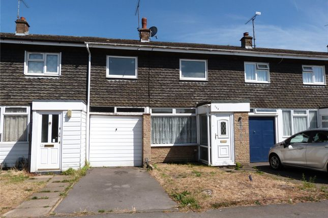 Thumbnail Terraced house to rent in Howth Drive, Woodley, Reading, Berkshire