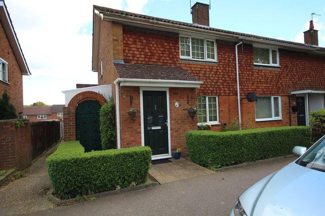 Thumbnail End terrace house for sale in Plantation Walk, Hemel Hempstead