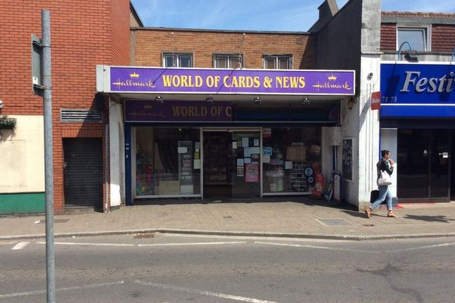 Thumbnail Retail premises for sale in World Of Cards & News, Bristol