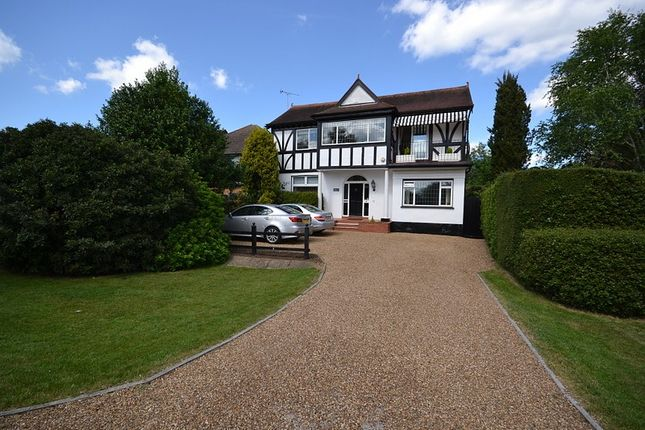 Thumbnail Detached house for sale in Thames Side, Staines