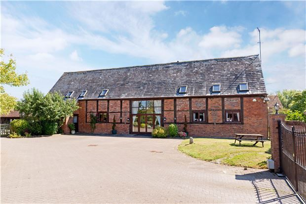 Thumbnail Detached house for sale in Manor Barn, Deerhurst Walton, Deerhurst, Gloucestershire