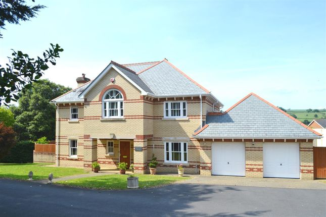 Thumbnail Detached house for sale in Bellaire, Barnstaple