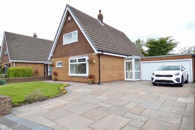 Thumbnail Detached house for sale in Westfield Drive, Warton, Preston