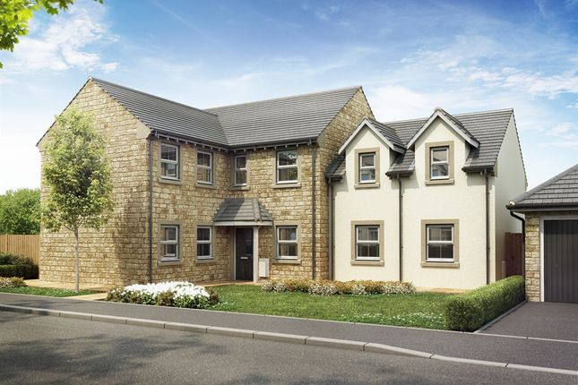 "Thumbnail Detached house for sale in ""The Rowley"" at Ulverston"