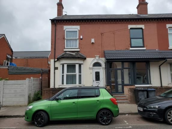 Thumbnail End terrace house for sale in Ralph Road, Alum Rock, Birmingham