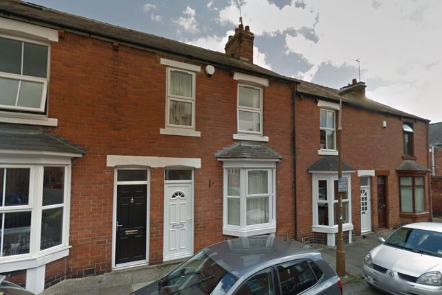 Thumbnail Terraced house to rent in Lawson Terrace, Crossgate Moor, Durham