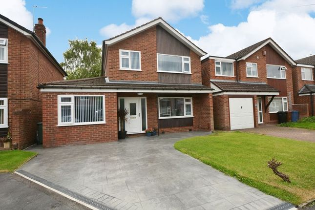 Thumbnail Detached house for sale in The Mere, Cheadle Hulme, Cheadle