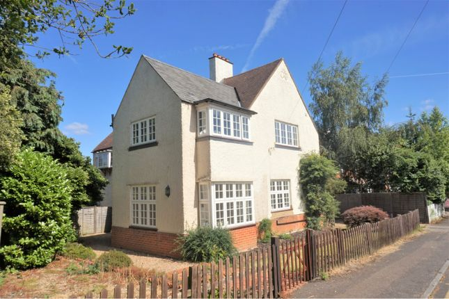 Thumbnail Detached house to rent in Ennismore Avenue, Guildford