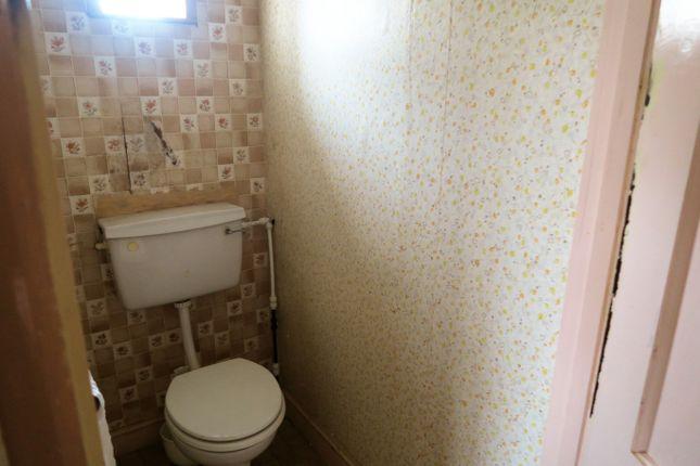 Upstairs WC of Brington Road, Long Buckby, Northampton NN6