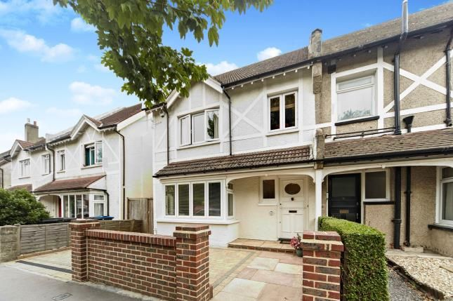Thumbnail Semi-detached house for sale in Blenheim Park Road, South Croydon, Surrey