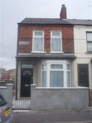 Thumbnail Terraced house to rent in Blackwood Street, Belfast