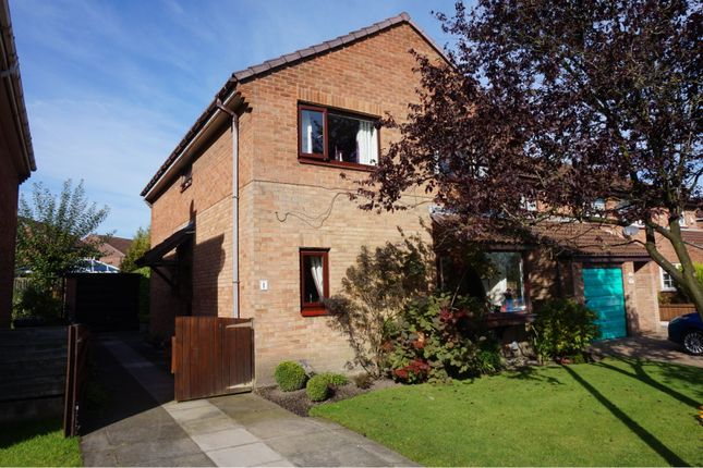Thumbnail Detached house for sale in Honiton Grove, Radcliffe, Manchester