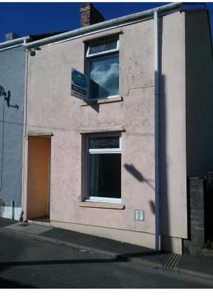 Thumbnail End terrace house for sale in Sunnyview, Tredegar, Gwent