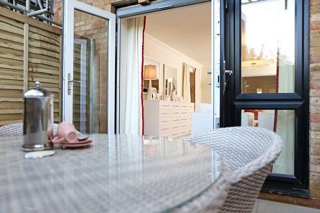 Balcony of Huxley Close, Godalming, Surrey GU7