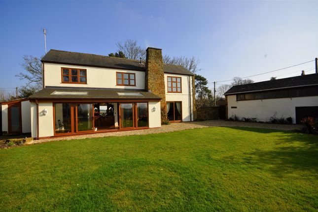 Thumbnail Detached house for sale in Upper Heyford, Northampton