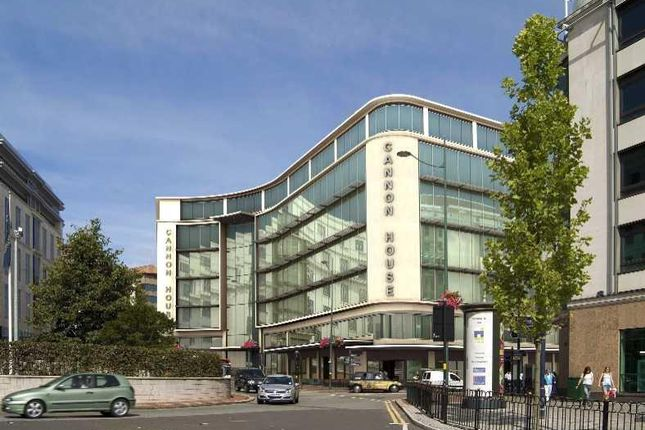Thumbnail Office to let in Cannon House, Priory Queensway, Birmingham, West Midlands, England