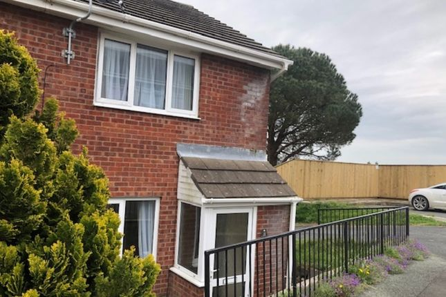 Thumbnail End terrace house to rent in Wordsworth Avenue, Haverfordwest