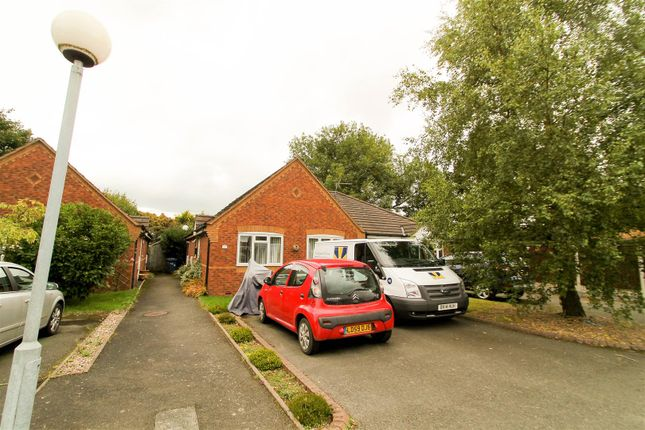 Semi-detached bungalow for sale in Cannock Road, Heath Hayes, Cannock