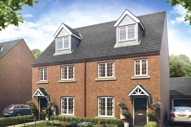 Thumbnail Semi-detached house for sale in The Carriages, Chinnor