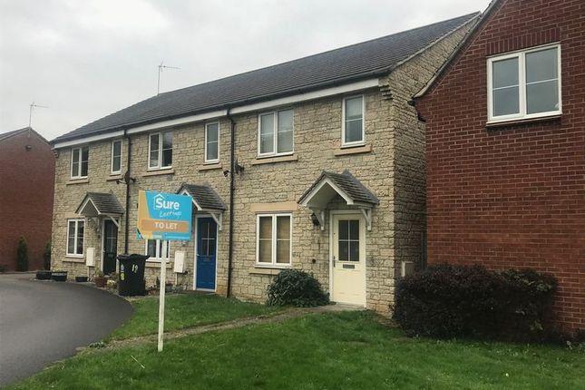Thumbnail Semi-detached house to rent in Meadowsweet Walk, Tuffley, Gloucester
