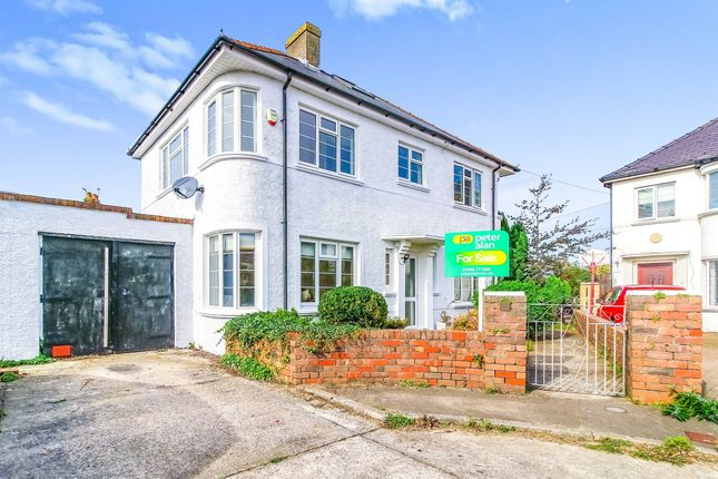 Thumbnail Detached house for sale in St. Annes Crescent, Porthcawl
