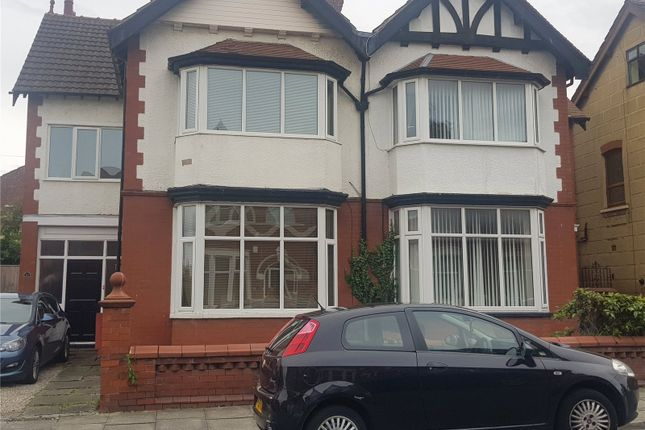 Thumbnail Semi-detached house to rent in Gorse Road, Blackpool