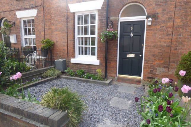 Thumbnail Terraced house to rent in Chorley Hall Lane, Alderley Edge