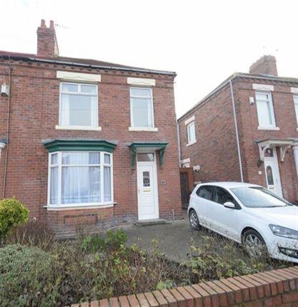 Thumbnail Semi-detached house to rent in Harton Lane, South Shields