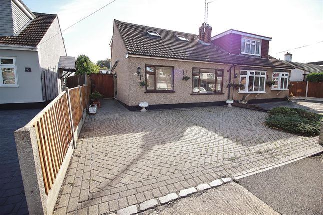 Thumbnail Property for sale in Spencer Road, Benfleet