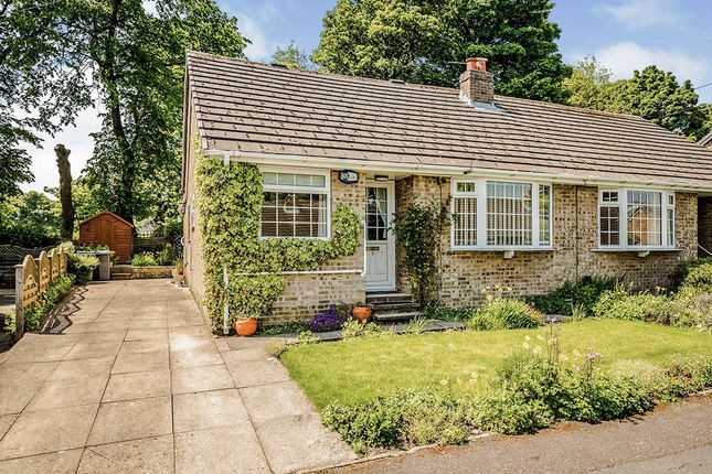 Thumbnail Bungalow for sale in Kirkwood Drive, Lindley, Huddersfield, West Yorkshire