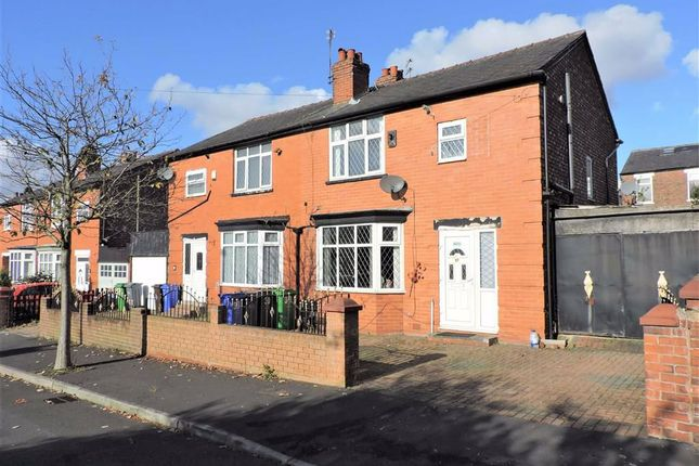 Thumbnail Semi-detached house for sale in Milwain Road, Burnage, Manchester