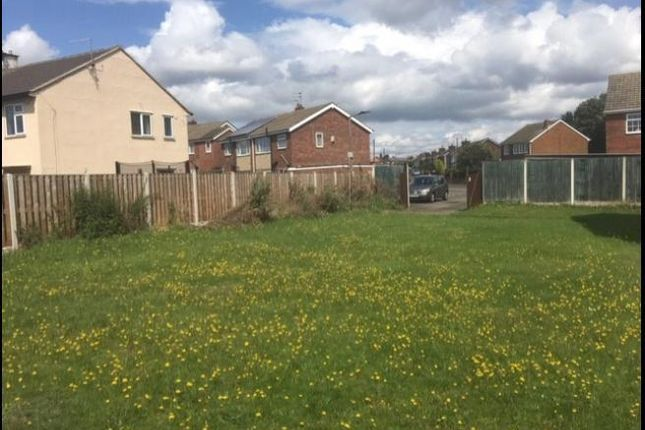 Thumbnail Land for sale in Kingsley Crescent, Armthorpe, Doncaster