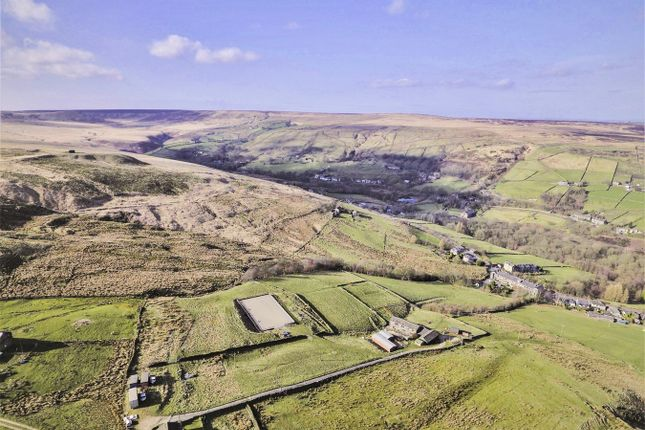 Thumbnail Equestrian property for sale in Marsden, Huddersfield