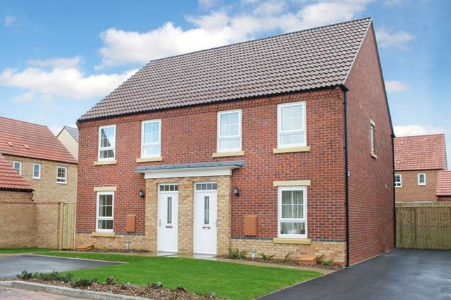 """Thumbnail End terrace house for sale in """"Finchley"""" at Helme Lane, Meltham, Holmfirth"""