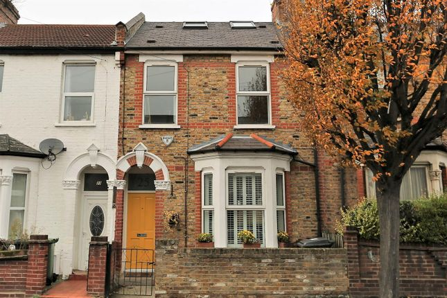 4 bed terraced house for sale in Camden Road, Walthamstow, London