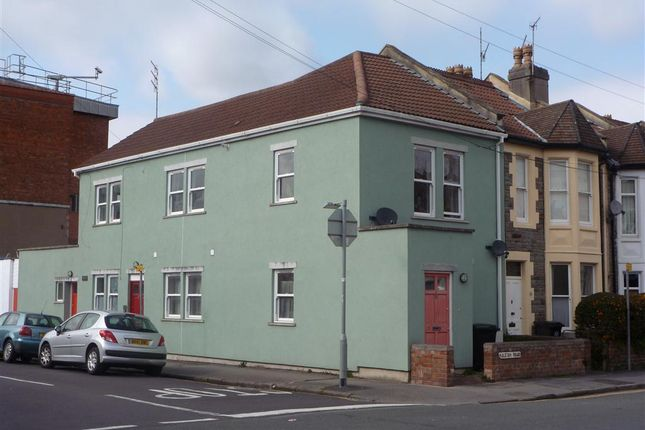 Thumbnail Flat to rent in Upton Road, Southville, Bristol