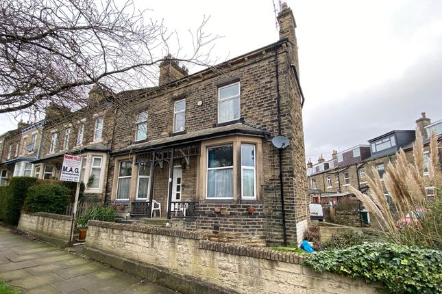 Thumbnail End terrace house for sale in Springhurst Road, Shipley