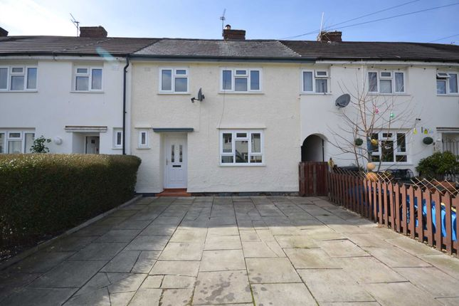 Thumbnail Terraced house to rent in Forwood Road, Bromborough, Wirral