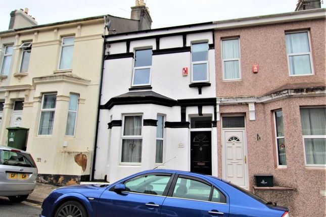 2 bed terraced house for sale in Beatrice Avenue, Keyham, Plymouth, Devon PL2