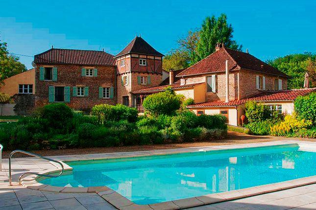 Thumbnail Country house for sale in Frayssinet-Le-Gelat, Salviac, Gourdon, Lot, Midi-Pyrénées, France
