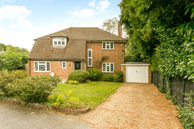 Thumbnail Detached house for sale in The Ridings, Amersham, Buckinghamshire