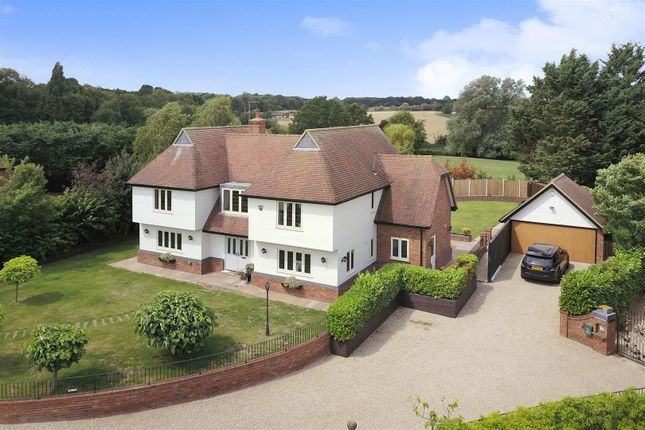 Thumbnail Detached house for sale in Edney Wood, Writtle, Chelmsford