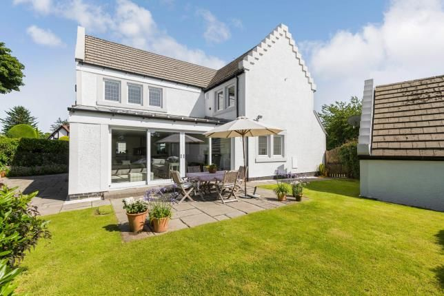 Thumbnail Detached house for sale in Lodge Crescent, Kilmacolm