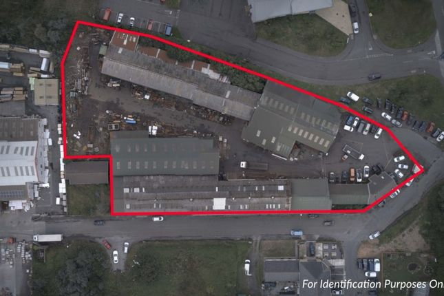Thumbnail Warehouse for sale in Embankment Road, Machynys, Llanelli