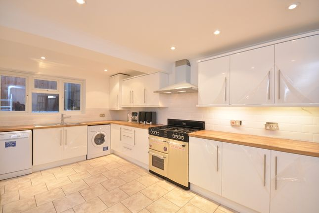 Thumbnail Property to rent in Burnthwaite Road, London