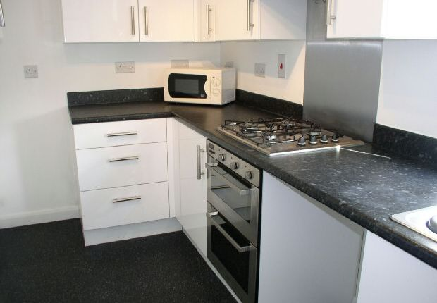 Fitted Kitchen of Amber Grove, Sutton-In-Ashfield NG17