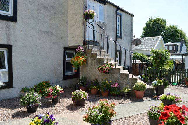 Rear Of Property of Upper Flat, Eastercraigs, 71, Ardbeg Road, Rothesay, Isle Of Bute PA20