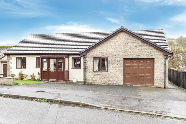 Thumbnail Detached bungalow for sale in Knighton, Powys